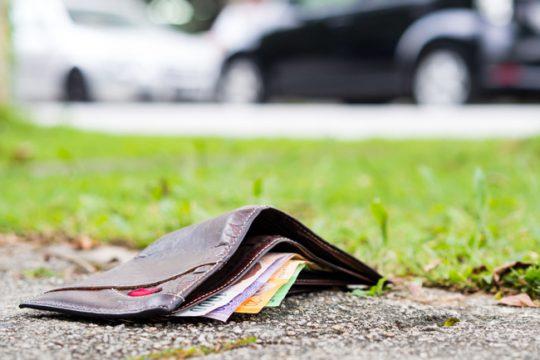 Is contant geld wel verzekerd?
